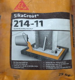 Vữa Sika grout 214-11